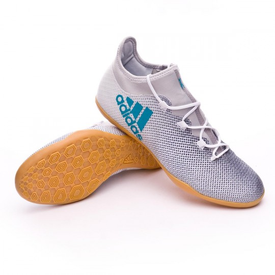 Boot  adidas X Tango 17.3 IN White-Energy blue-Core black