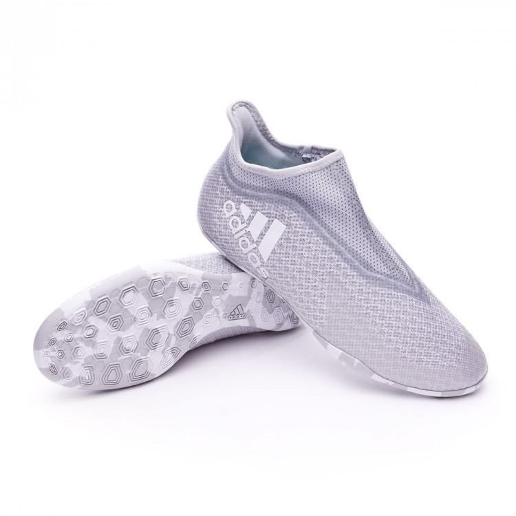 Zapatilla X Tango 17+ Purespeed IN Core legre White Grey