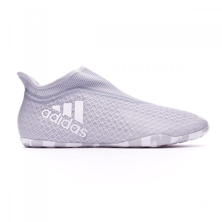 8dd10c571 Futsal Boot adidas X Tango 17+ Purespeed IN Core legre-White-Grey -  Football store Fútbol Emotion