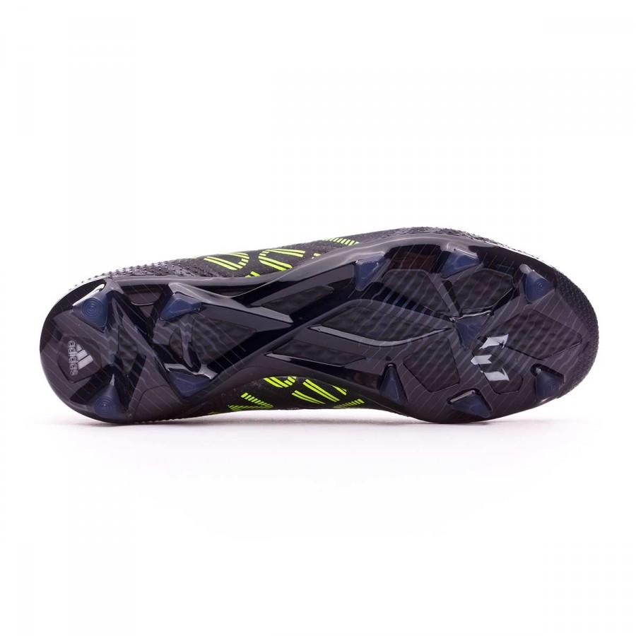 sports shoes e407c c8234 Boot adidas Kids Nemeziz Messi 17+ 360 Agility FG White-Solar yellow-Core  black - Football store Fútbol Emotion