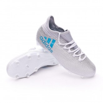 Kids X 17.1 FG  White-Energy blue-Core legre