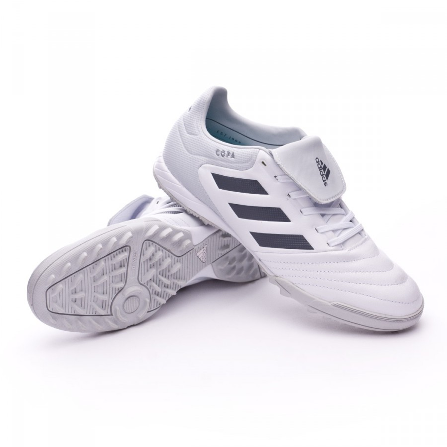 8df3b3fa4a7 Football Boot adidas Copa Tango 17.3 Turf White-Onix-Clear grey ...