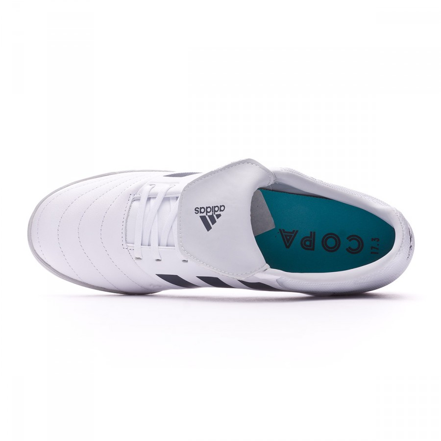 7af47bd14b4 Football Boot adidas Copa Tango 17.3 Turf White-Onix-Clear grey - Football  store Fútbol Emotion
