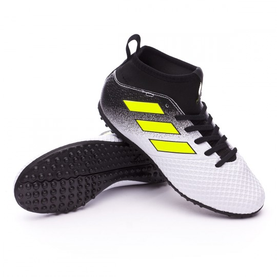 Boot  adidas jr Ace Tango 17.3 Turf White-Solar yellow-Core black