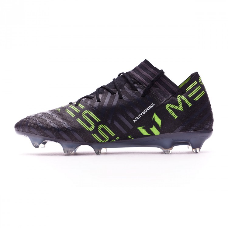 fc74dc22b Football Boots adidas Nemeziz Messi 17.1 FG White-Solar yellow-Core ...