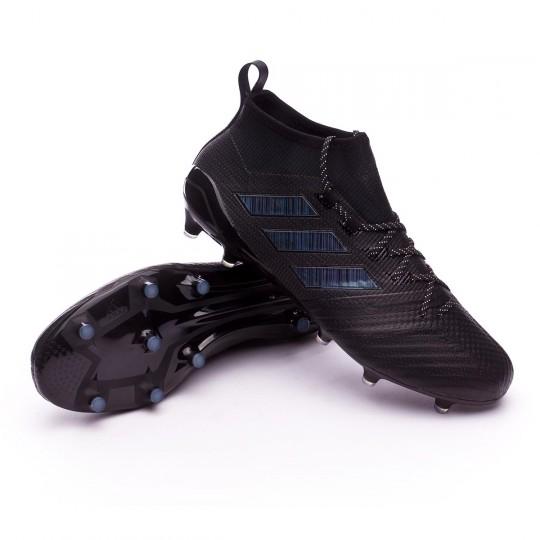 Bota  adidas Ace 17.1 FG Core black-Utility black