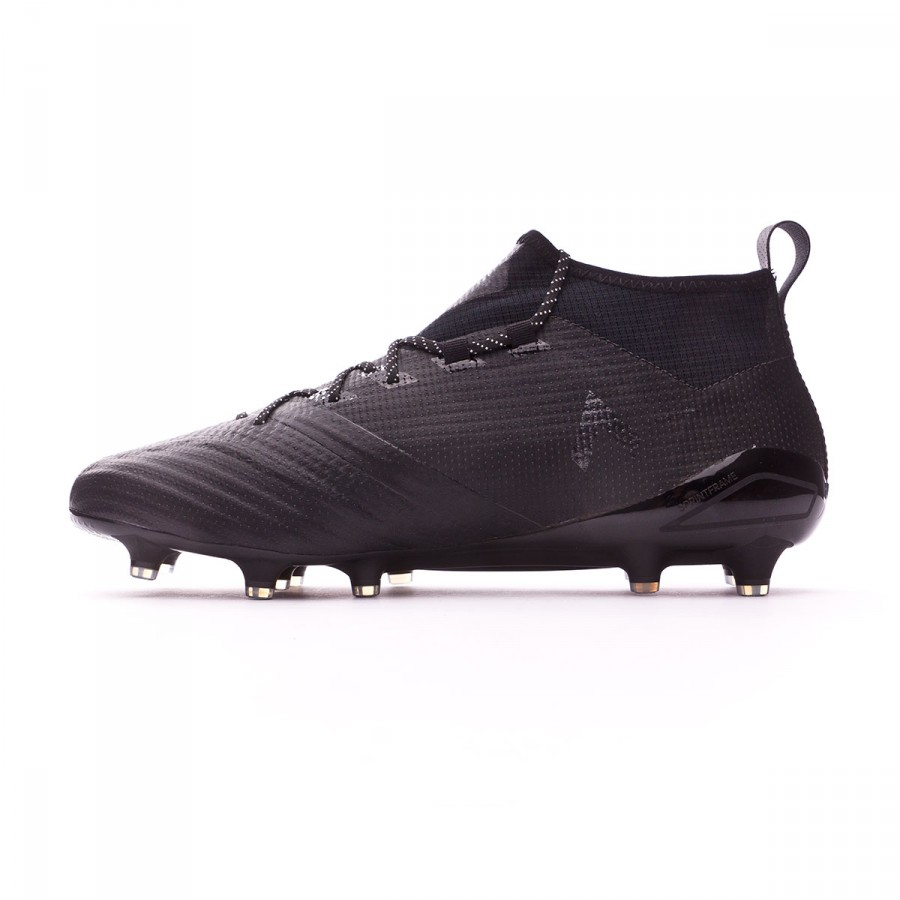 purchase cheap fe62b ebea7 Football Boots adidas Ace 17.1 FG Core black-Utility black - Football store  Fútbol Emotion