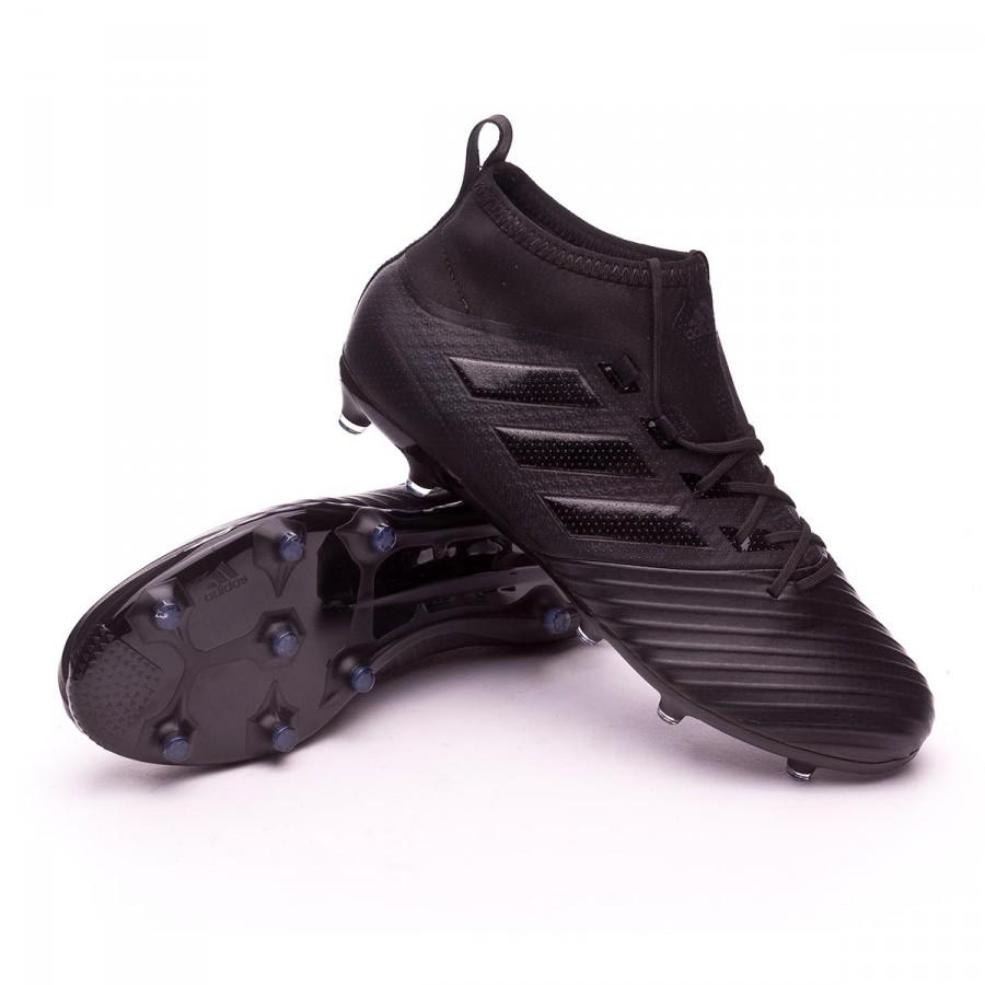 Boot adidas Ace 17.2 FG Core black- Utility black - Soloporteros es ... 21545f04ef60