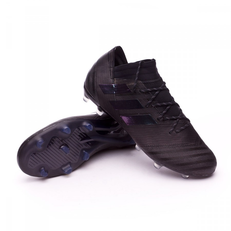 Boot adidas Nemeziz 17.2 FG Core black-Utility black - Football ... 9e8b58f6e