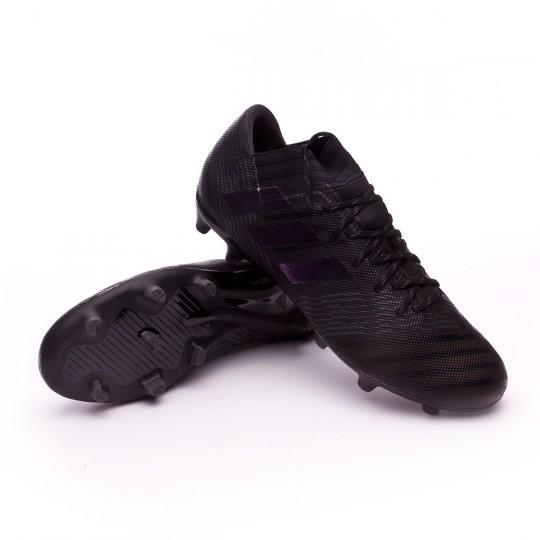 Bota  adidas Nemeziz 17.3 FG Core black-Utility black