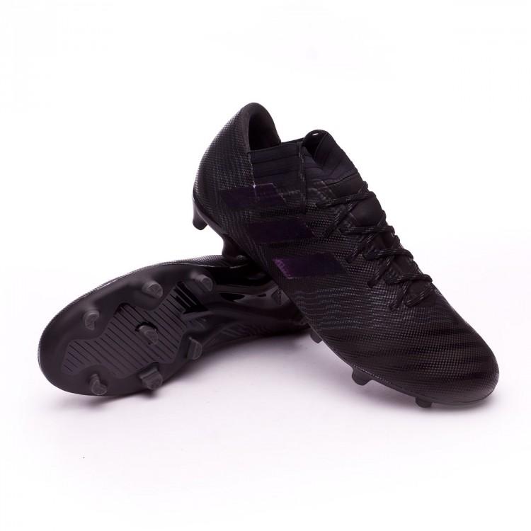 hot sale online 1984f 8c790 bota-adidas-nemeziz-17.3-fg-core-black-utility-