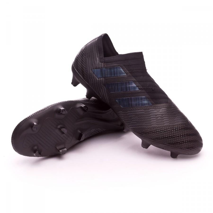 59da4975506a Football Boots adidas Nemeziz 17+ 360 Agility FG Core black - Tienda ...