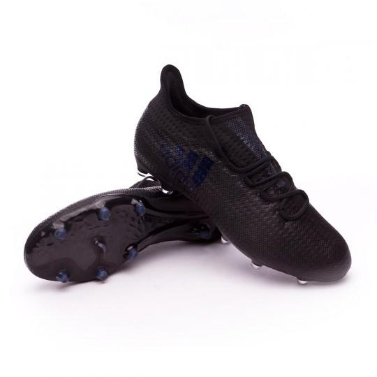 67b8f6449 ... pretty cheap Boot adidas X 17.2 FG Core black-Utility black -  Soloporteros es ahora ...