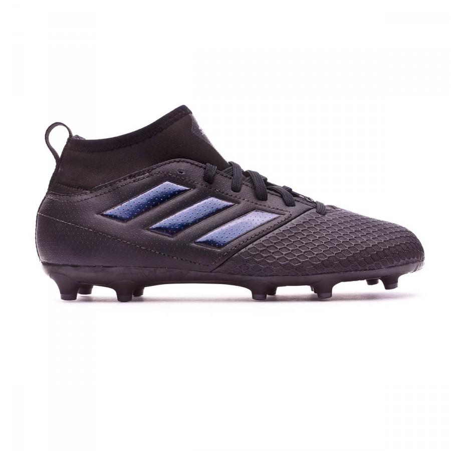 0388b4d478e98 Bota de fútbol adidas Ace 17.3 FG Niño Core black - Tienda de fútbol Fútbol  Emotion