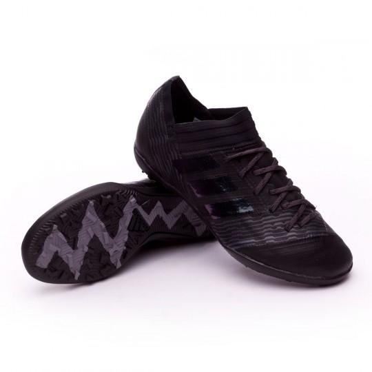 Zapatilla  adidas Nemeziz Tango 17.3 Turf Niño Core black-Utility black