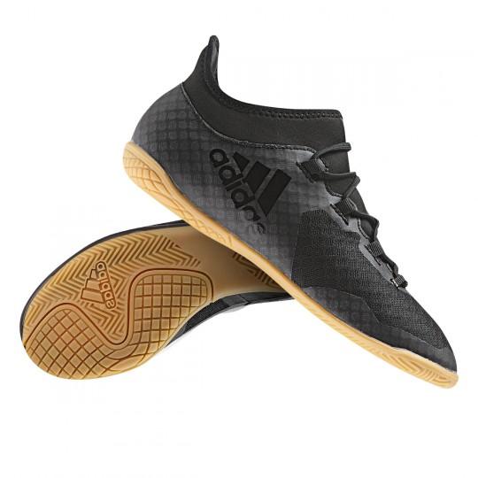Sapatilha  adidas Jr X Tango 17.3 IN Core black