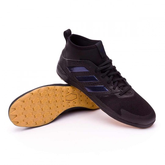 Chaussure de futsal  adidas Ace Tango 17.3 IN Core black