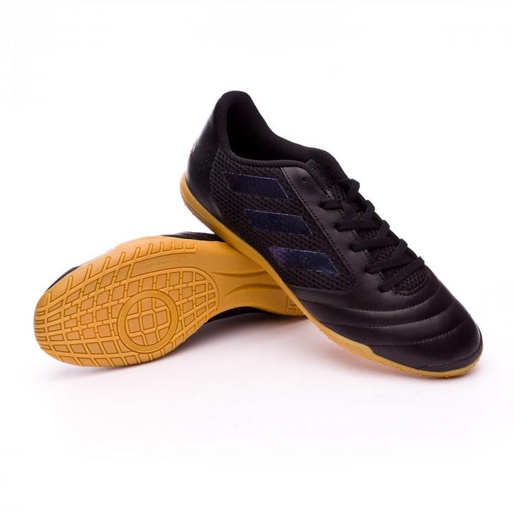 Tenis adidas Ace 17.4 Sala Core black - Leaked soccer 8a097c644ff00