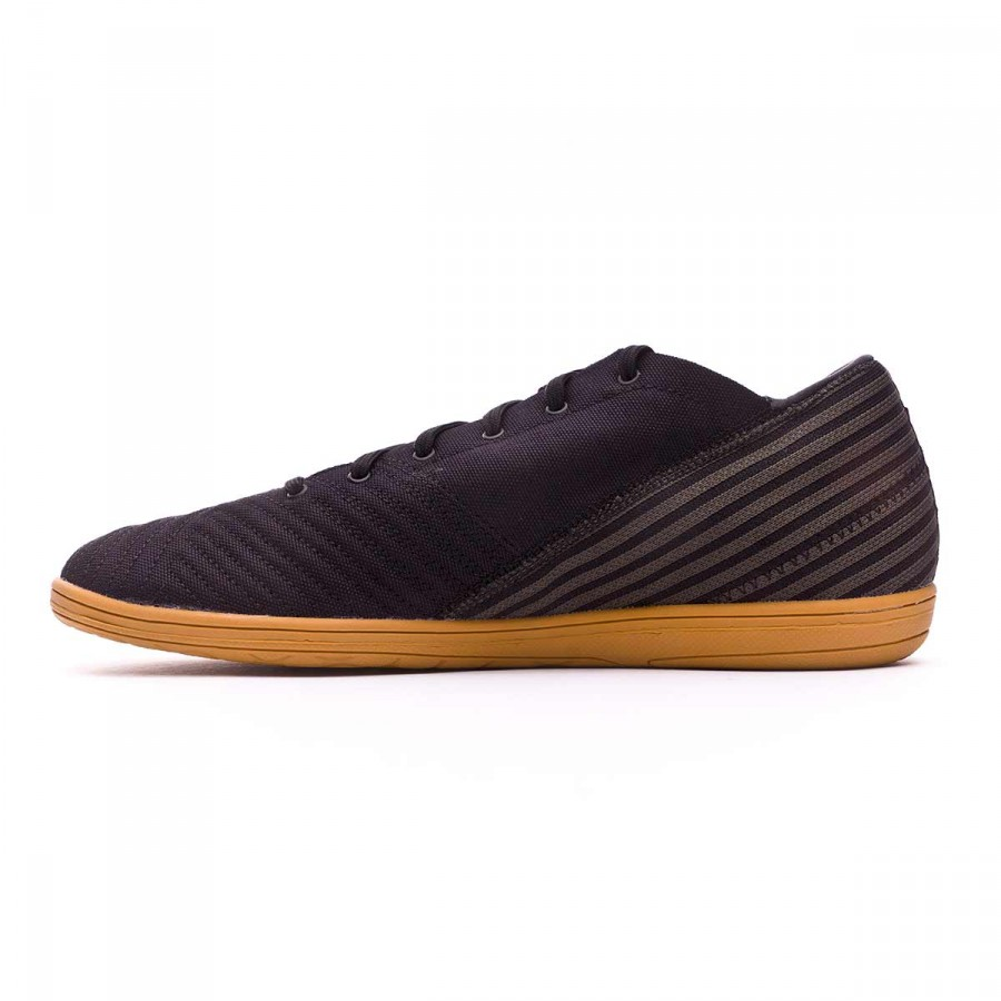 size 40 3ab96 ec6f2 Futsal Boot adidas Nemeziz 17.4 IN Sala Core black-Utility black - Football  store Fútbol Emotion