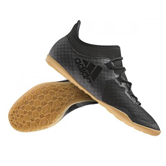 Sapatilha de Futsal  adidas X Tango 17.3 IN Core black