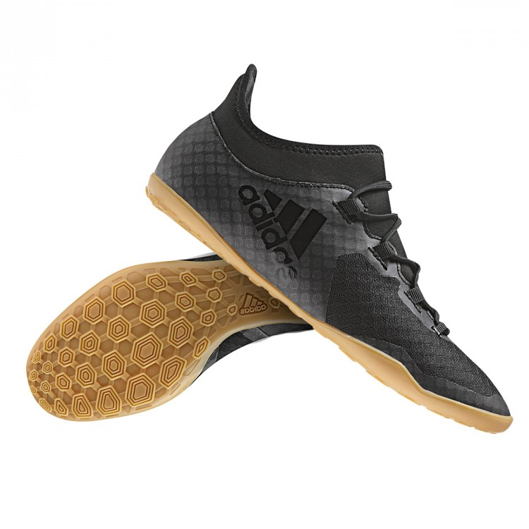 Actor Juntar pila  Futsal Boot adidas X Tango 17.3 IN Core black - Football store Fútbol  Emotion