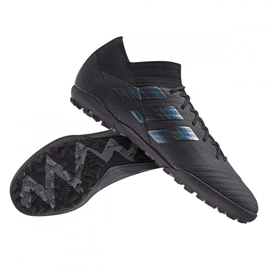 Sapatilha  adidas Nemeziz Tango 17.3 Turf Core black-Utility black