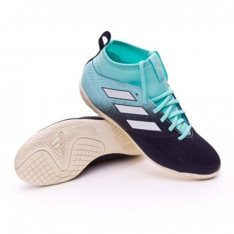 Zapatilla  adidas Ace Tango 17.3 IN Niño Energy agua-White-Legend ink