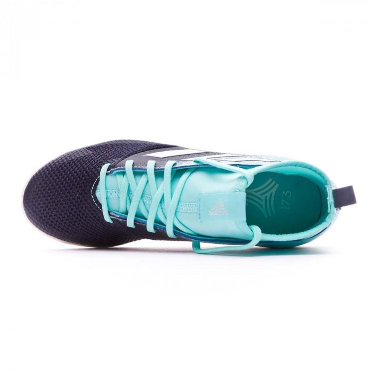 7009cfbdad0 Futsal Boot adidas Kids Ace Tango 17.3 IN Energy agua-White-Legend ...