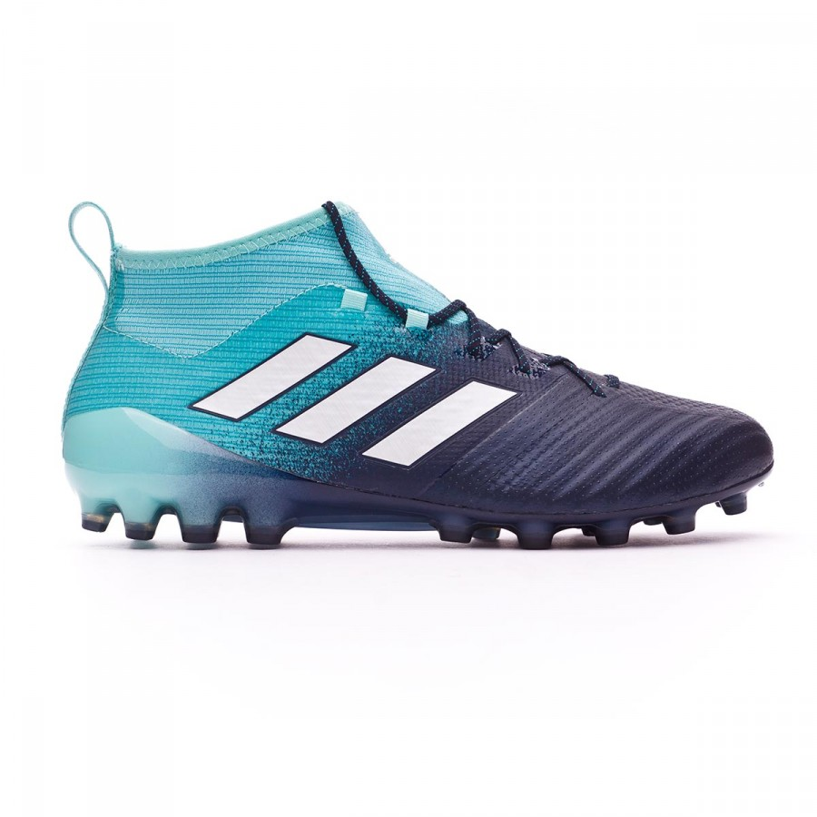 Boot adidas Ace 17.1 AG Energy agua-White-Legend ink - Leake