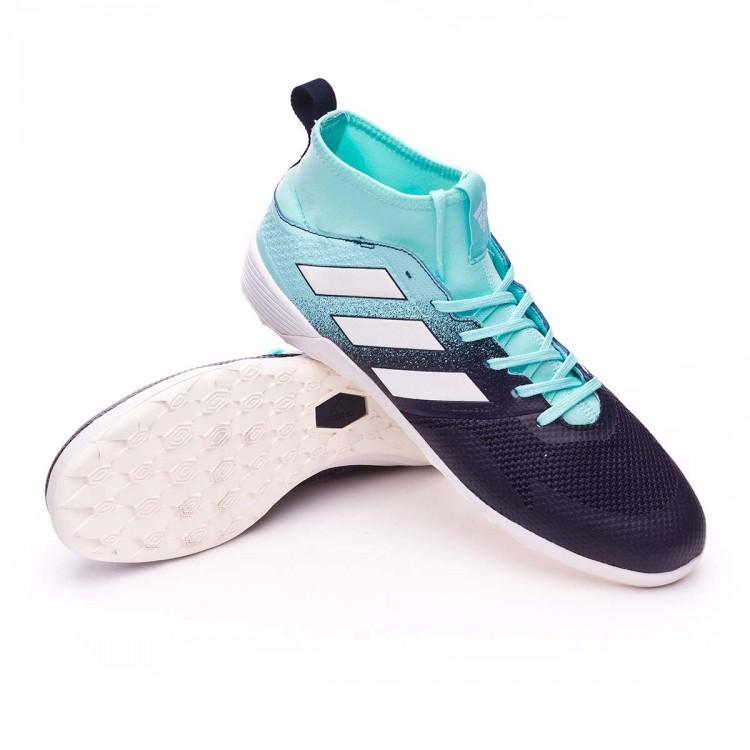 a76ebc0e6 Zapatilla adidas Ace Tango 17.3 IN Energy agua-White-Legend ink ...