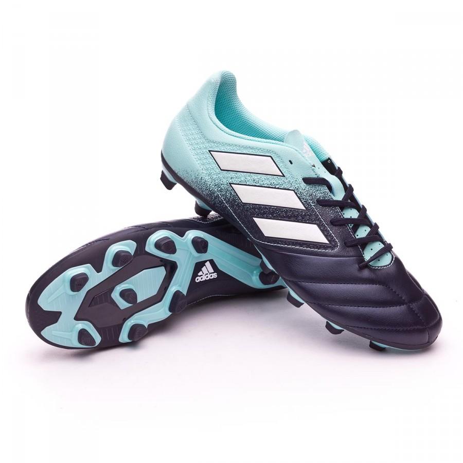 separation shoes 408af 6d0d0 Scarpe adidas Ace 17.4 FxG Energy agua-White-Legend ink - Negozio di calcio  Fútbol Emotion