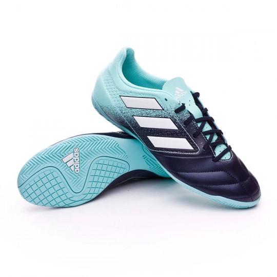 bb251b2d60 ... shop futsal boot adidas ace 17.4 in energy agua white legend ink  football store fútbol emotion