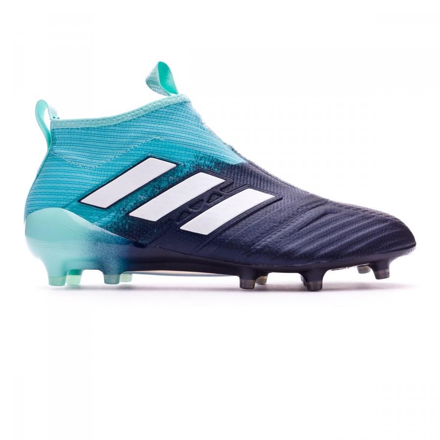 8d4a179a Football Boots adidas Ace 17+ Purecontrol FG Energy agua-White-Legend ink -  Tienda de fútbol Fútbol Emotion