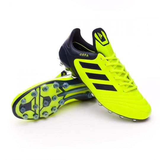 Bota  adidas Copa 17.1 AG Solar yellow-Legend ink-Semi solar yellow