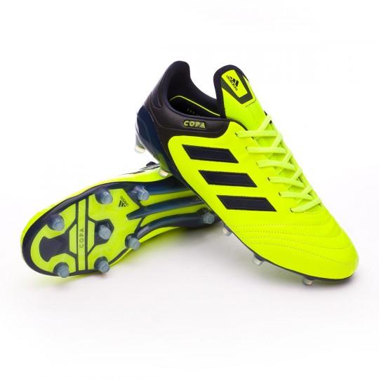Bota  adidas Copa 17.1 FG Solar yellow-Legend ink-Semi solar yellow
