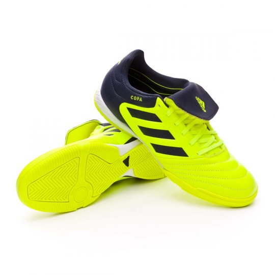 9f7a10acd ... buy futsal boot adidas copa tango 17.3 in solar yellow legend ink  football store fútbol emotion