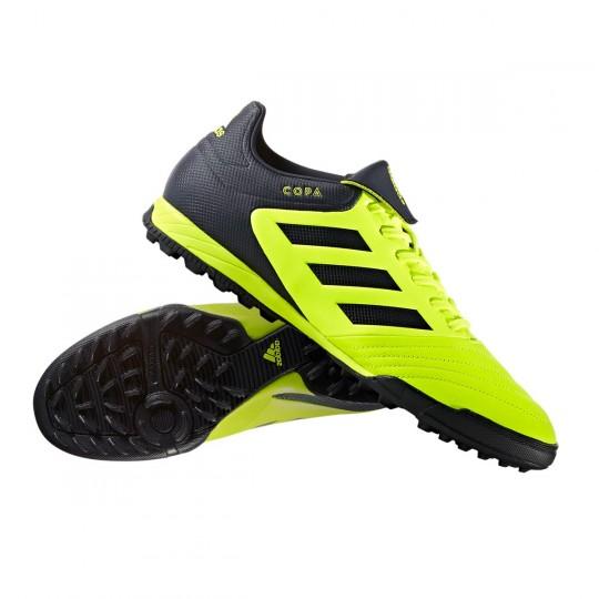 Zapatilla  adidas Copa Tango 17.3 Turf Solar yellow-Legend ink f17