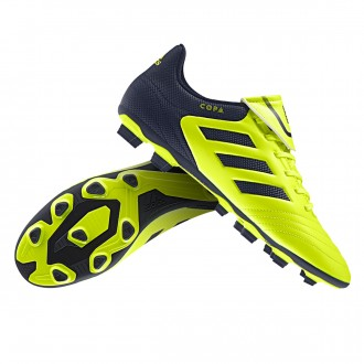 Bota  adidas Copa 17.4 FxG Solar yellow-Legend ink