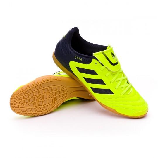 624002643d236 Zapatilla adidas Copa 17.4 IN Solar yellow- Legend ink - Tienda de fútbol  Fútbol Emotion