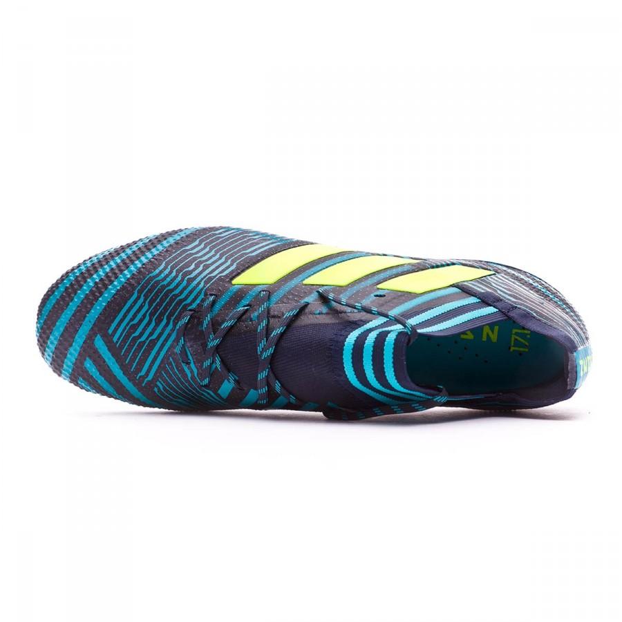 2c98f5b95d56 Football Boots adidas Nemeziz 17.1 SG Legend ink-Solar yellow-Energy blue - Football  store Fútbol Emotion