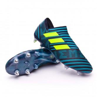 Bota  adidas Nemeziz 17+ 360 Agility SG Legend ink-Solar yellow-Energy blue