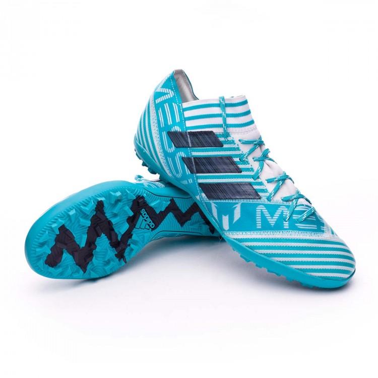 Chaussure de football Turf adidas Nemeziz Messi Tango Turf football Blanc 42a2c6