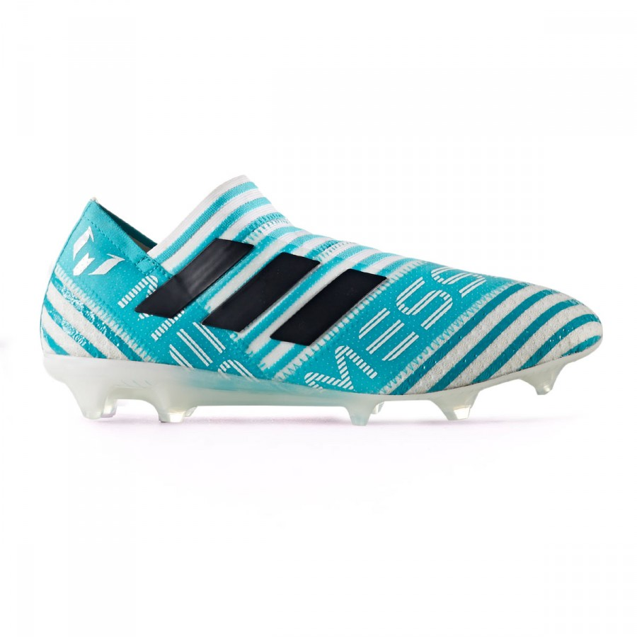 newest 6fe2d de02c Football Boots adidas Nemeziz Messi 17+ 360 Agility FG White-Legend  ink-Energy blue - Tienda de fútbol Fútbol Emotion