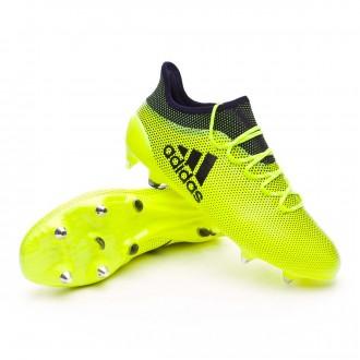 Bota  adidas X 17.1 SG Solar yellow-Legend ink