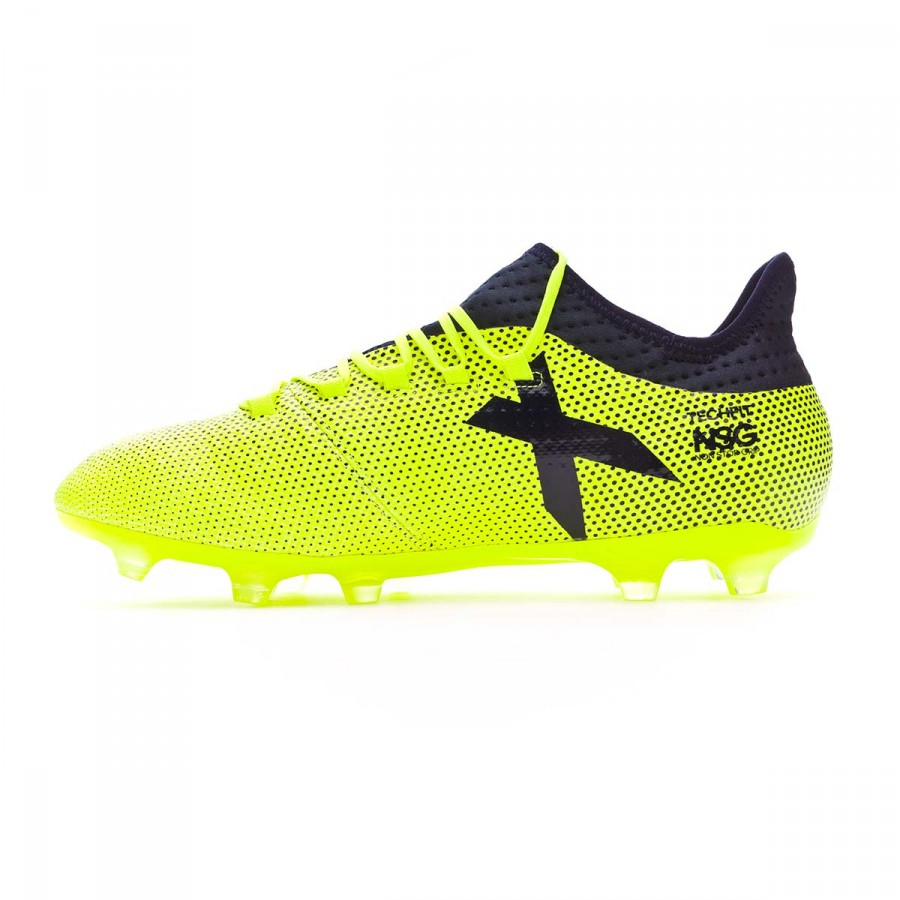 new style 8264e c197d Boot adidas X 17.2 FG Solar yellow-Legend ink - Football store Fútbol  Emotion