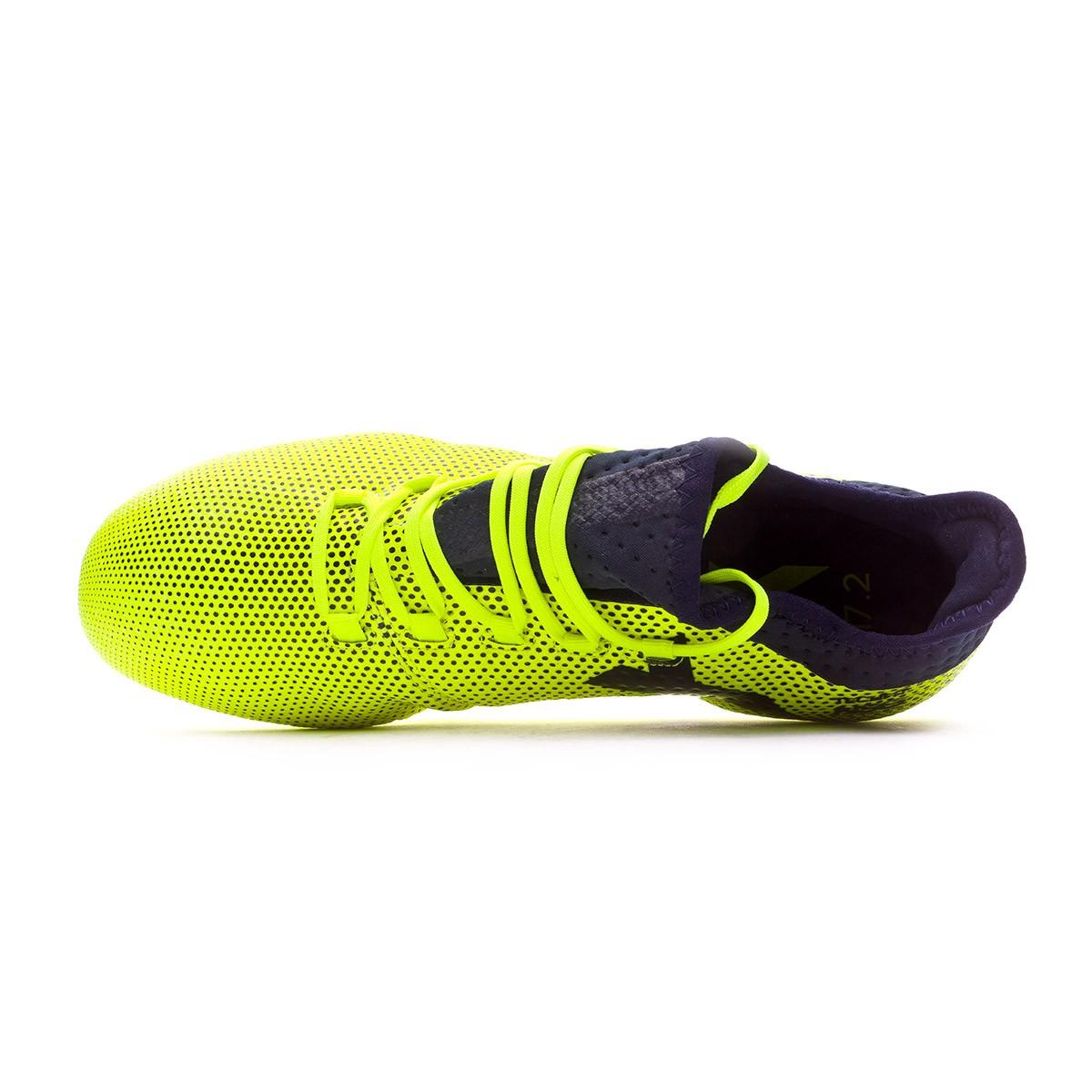 Boot adidas X 17.2 SG Solar yellow-Legend ink - Football store ... 3710c3dc95