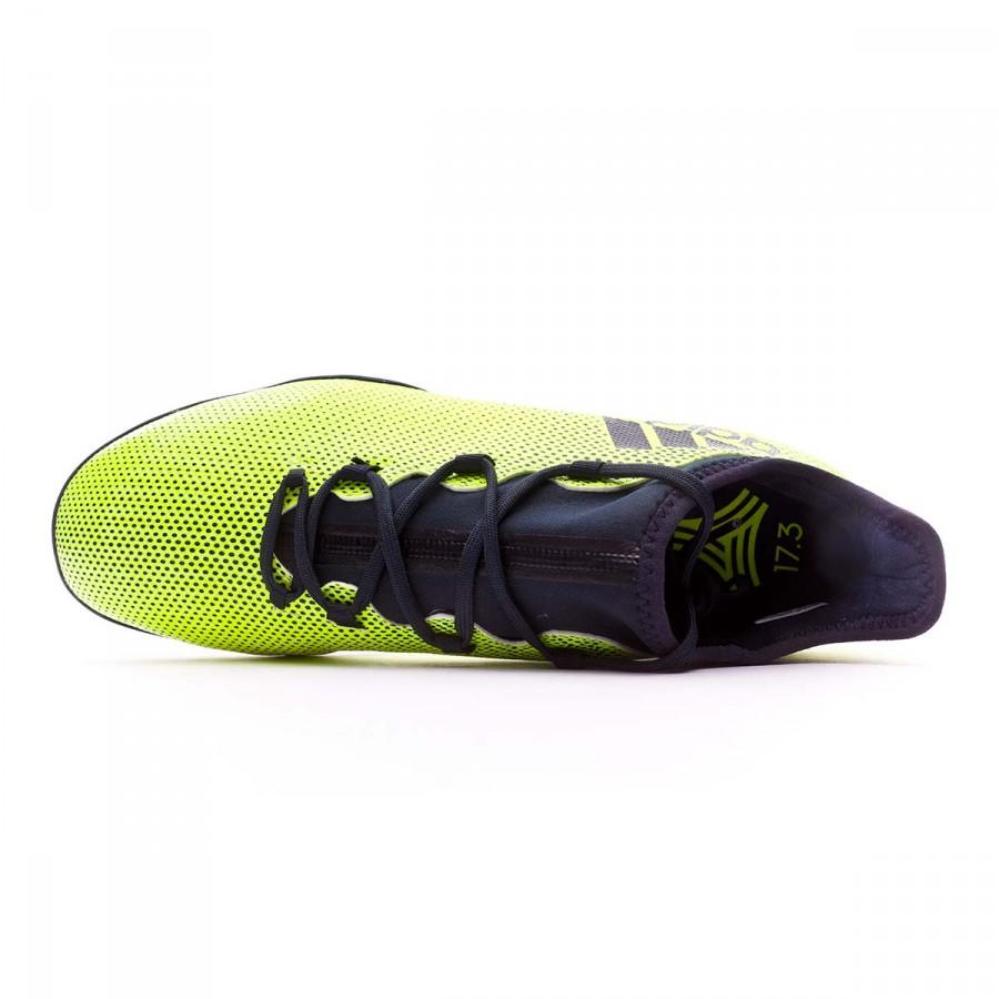 23f0132d6 Football Boot adidas X Tango 17.3 Turf Solar yellow-Legend ink - Football  store Fútbol Emotion