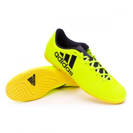 Scarpa  adidas X 17.4 IN Solar yellow-Legend ink