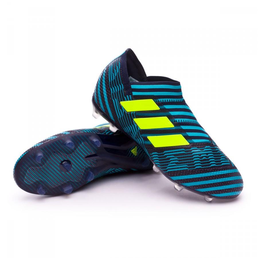 6467f9b2aa9e Football Boots adidas Kids Nemeziz 17+ 360 Agility FG Legend ink ...
