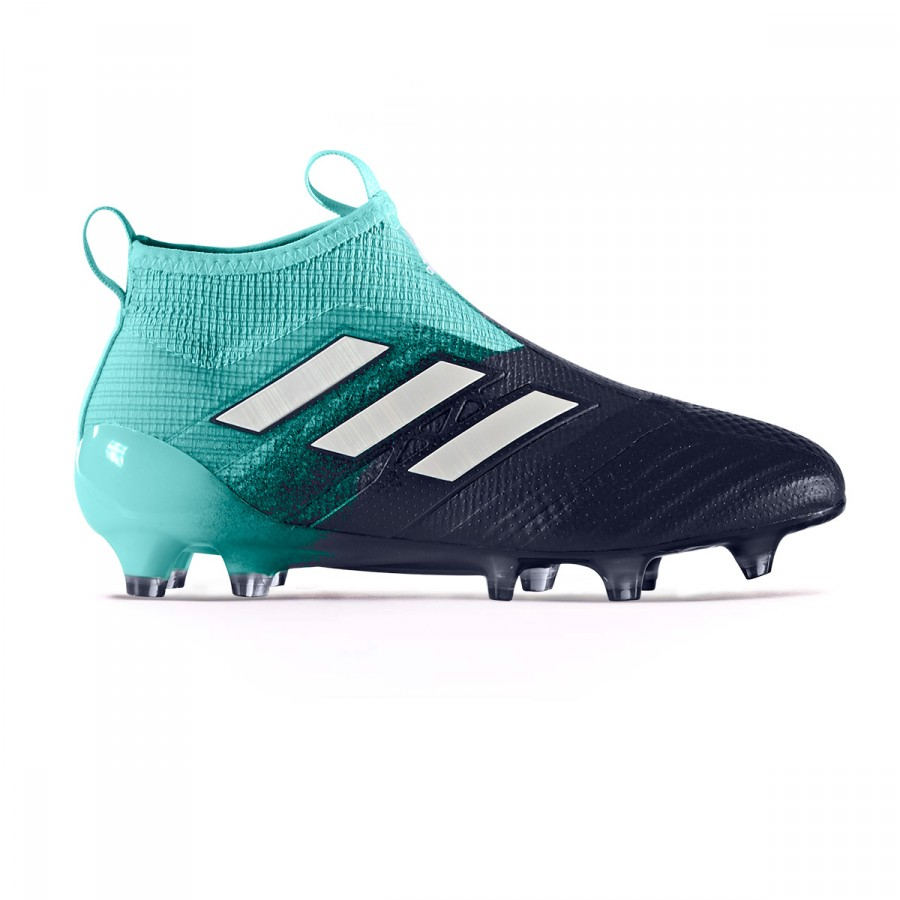 63bacba2bf1b3 Football Boots adidas Ace 17+ Purecontrol FG Kids Energy agua-White-Legend  ink - Tienda de fútbol Fútbol Emotion
